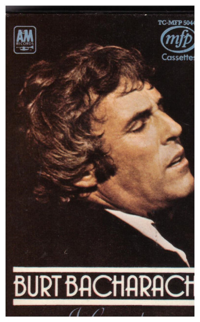 Burt Bacharach In Concert from Music For Pleasure (TC-MFP 50442)