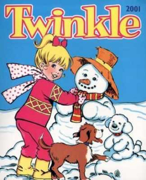 Twinkle Annual 2001 by D.C. Thompson & Co