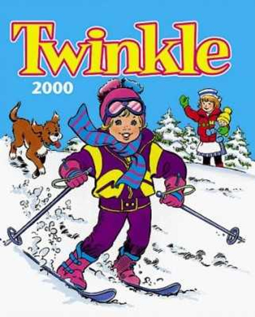 Twinkle Annual 2000 by D.C. Thompson & Co
