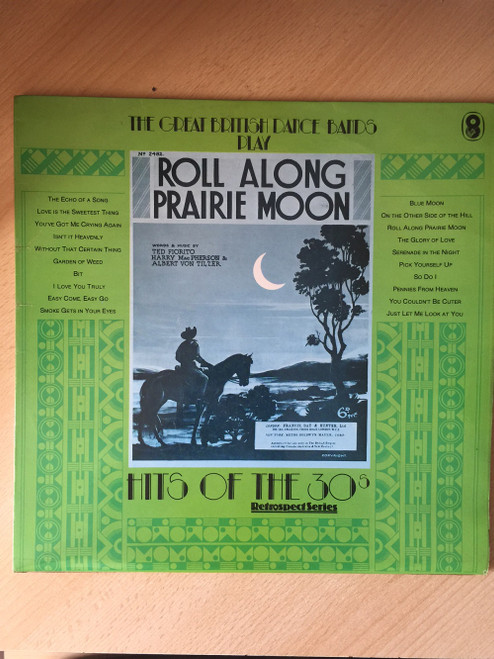Roll Along Prairie Moon from World Records/EMI (SH 304)