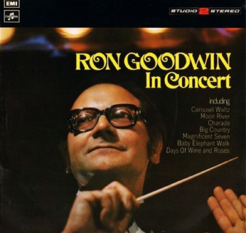 Ron Goodwin In Concert from Columbia (TWO 339)