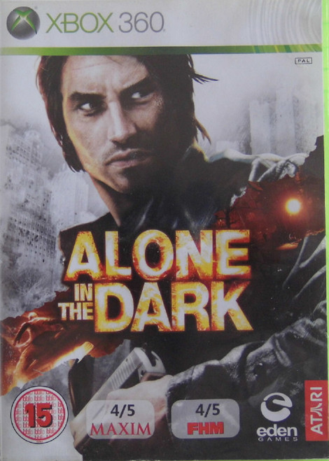 Alone In The Dark PAL for Microsoft Xbox 360 from Atari
