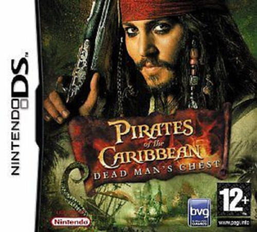 Pirates Of The Caribbean: Dead Man's Chest for Nintendo DS from BVG Games (NTR-AC2P-UKV)