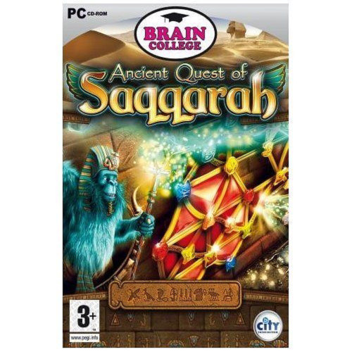 Ancient Quest Of Saqqarah for PC from City Interactive