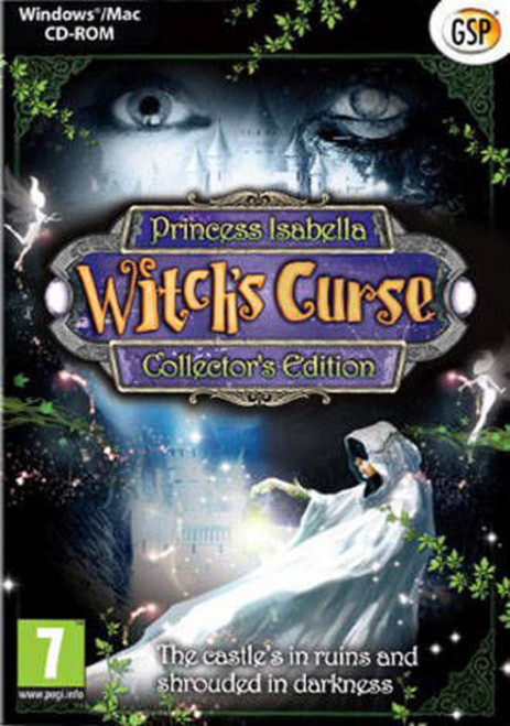Princess Isabella: Witch's Curse Collector's Edition for PC/Mac from GSP (2362A)