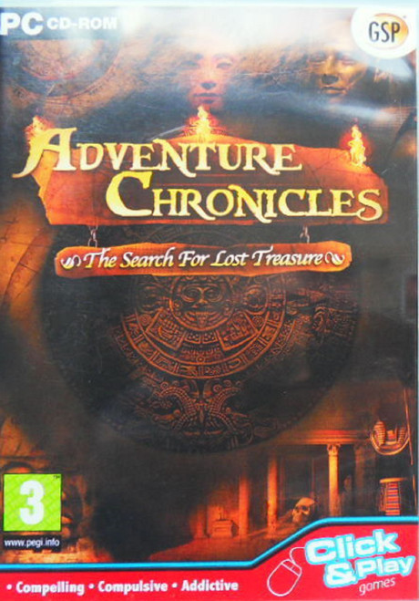 Adventure Chronicles: The Search For Lost Treasure for PC from GSP (2190A)
