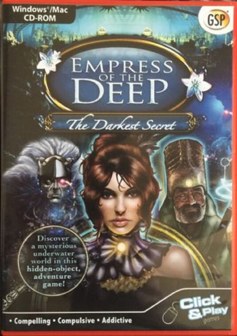 Empress Of The Deep: The Darkest Secret for PC/Mac from GSP (2364A)