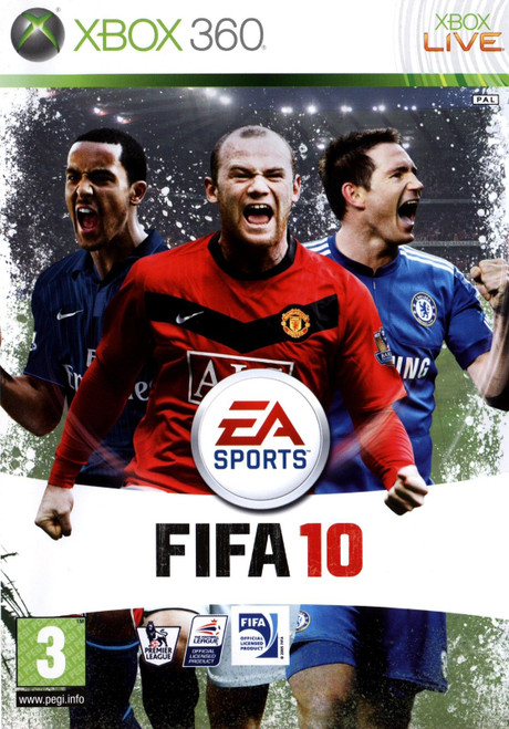 FIFA 10 for Microsoft Xbox 360 from EA Sports-1