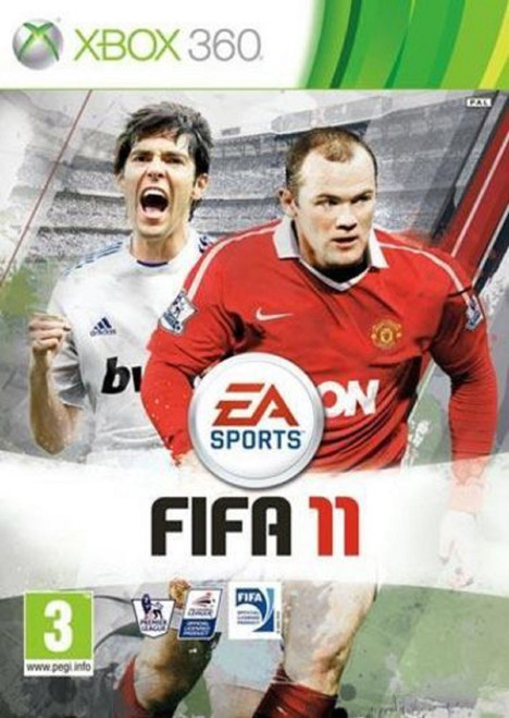 FIFA 11 PAL for Microsoft Xbox 360 from EA Sports