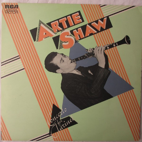 Concerto For Clarinet by Artie Shaw from RCA Victor (DPM 2028)