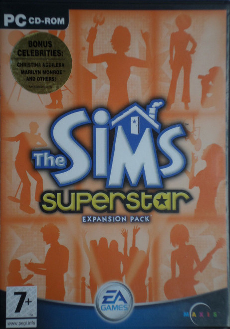 The Sims: Superstar for PC from Maxis/EA Games