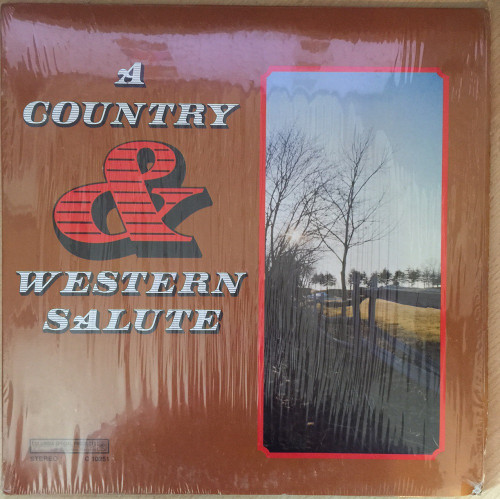 A Country & Western Salute from Columbia (C 10251)