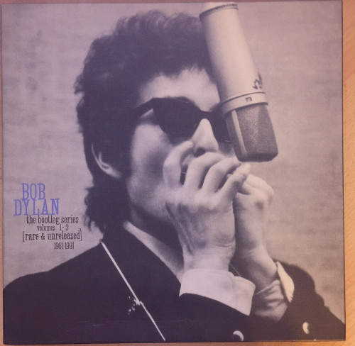 The Bootleg Series Volumes 1-3 [Rare & Unreleased] 1961-1991 by Bob Dylan from Columbia (468086 1)