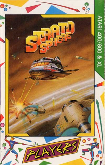 Stratosphere for Atari 8-Bit Computers from Players