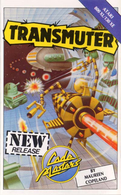 Transmuter for Atari 8-Bit Computers from CodeMasters (5019)