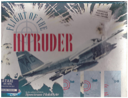 Flight Of The Intruder for Atari ST/STE from Mirrorsoft