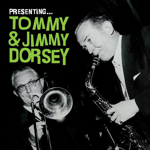 Presenting... Tommy & Jimmy Dorsey from Signature (SIGNCD2065)