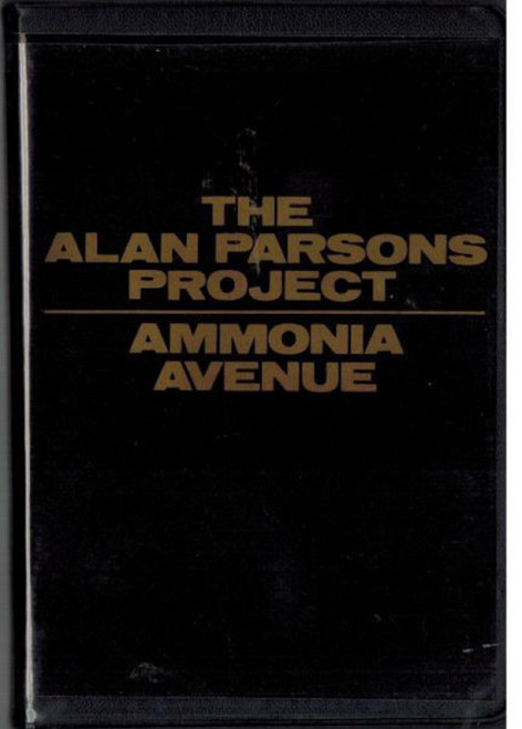 Ammonia Avenue Promo by The Alan Parsons Project from Arista (406 100)