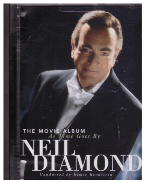 The Movie Album: As Time Goes By by Neil Diamond from Columbia (491655 8)