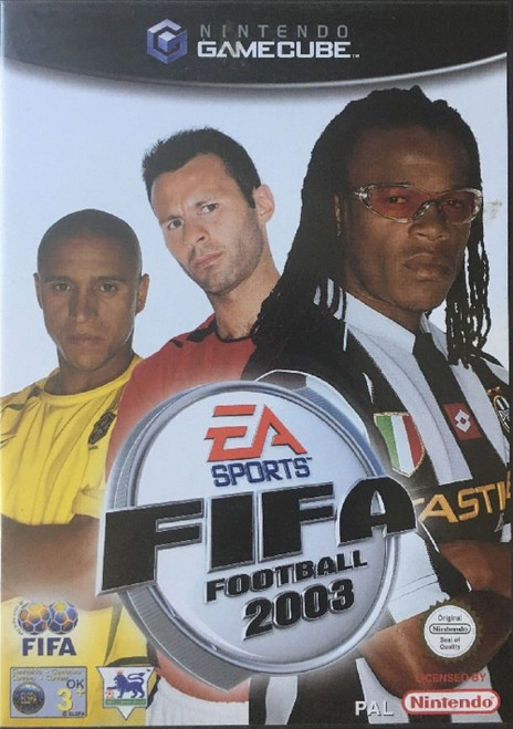 FIFA Football 2003 for Nintendo Gamecube from EA Sports (DOL-GFAP-UKV)