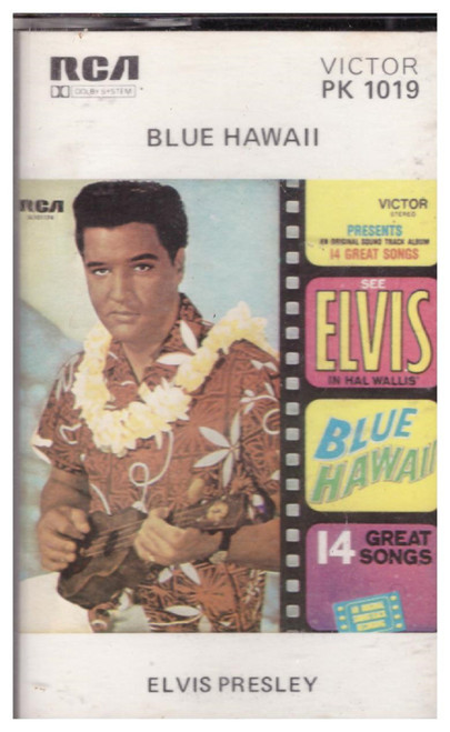Blue Hawaii by Elvis Presley from RCA (PK 1019)