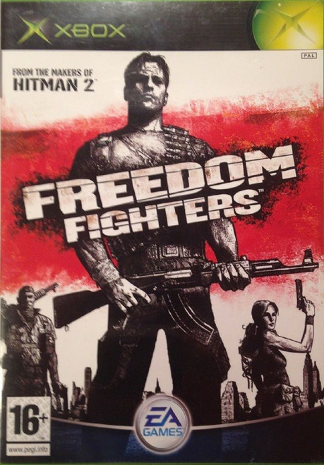 Freedom Fighters for Microsoft XBOX from EA Games