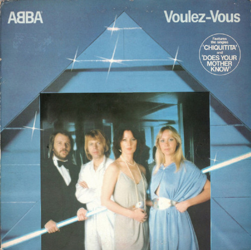 Voulez-Vous by Abba from Epic (EPC 86086)