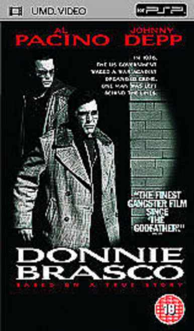 Donnie Brasco UMD for Sony Playstation Portable/PSP from Mandaly (EUMD 6008)