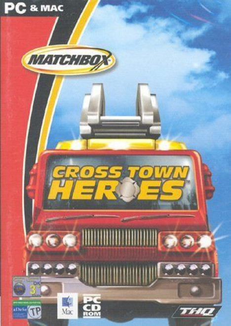 Matchbox Cross Town Heroes for PC/Apple Mac from THQ