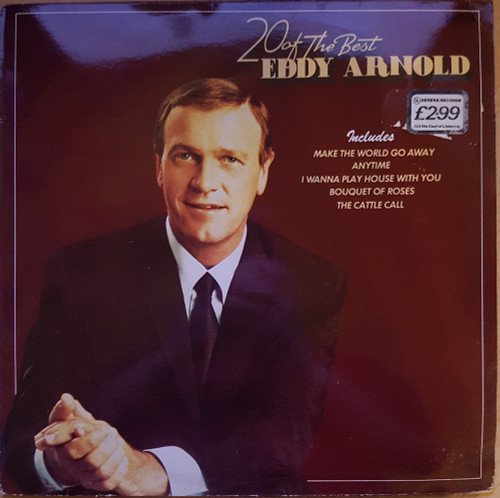 20 Of The Best by Eddy Arnold from RCA International (INTS 5214)
