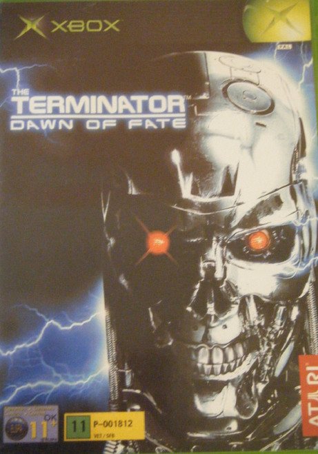 The Terminator: Dawn Of Fate PAL for Microsoft XBOX from Atari