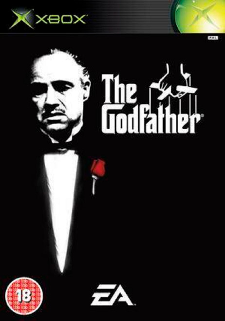 The Godfather PAL for Microsoft XBOX from EA
