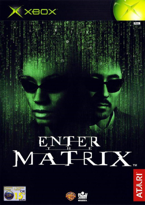 Enter The Matrix PAL for Microsoft XBOX from Atari
