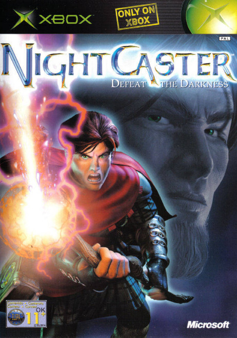 Night Caster: Defeat The Darkness PAL for Microsoft XBOX from Microsoft
