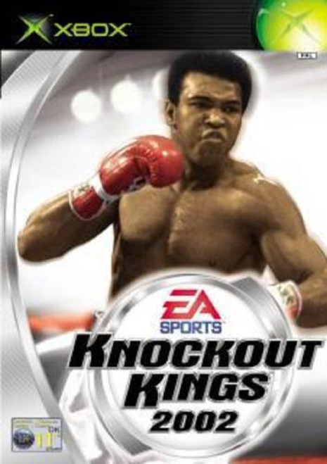 Knockout Kings 2002 PAL for Microsoft XBOX from EA Sports