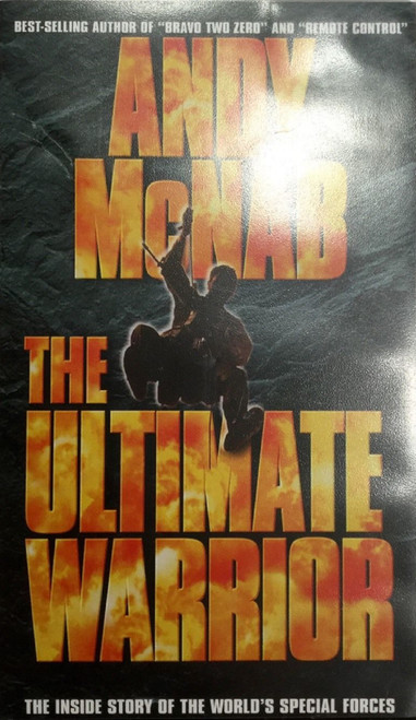Andy McNab: The Ultimate Warrior VHS from BMG Video (74321 509433)