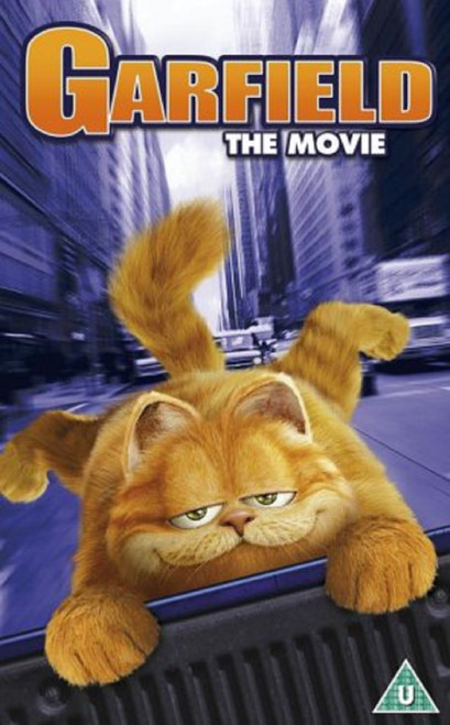 Garfield The Movie VHS from 20th Century Fox (25007S)