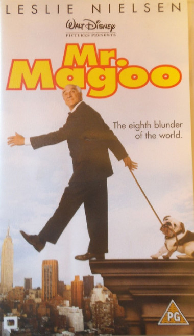 Mr. Magoo VHS from Walt Disney Pictures (D610260)