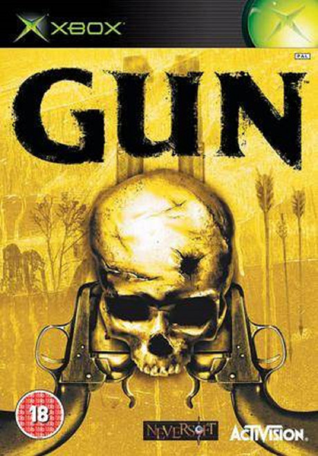 Gun PAL for Microsoft XBOX from Activision