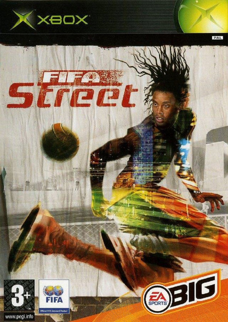 FIFA Street PAL for Microsoft XBOX from EA Sports
