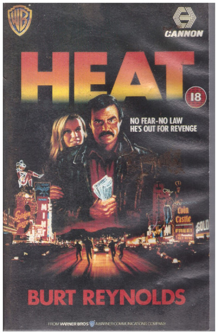 Heat VHS from Warner Home Video (S014192)