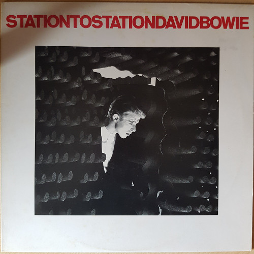 Station To Station by David Bowie from RCA (APLI-1327)