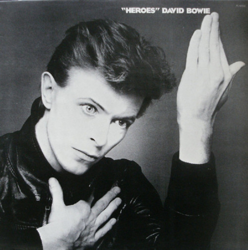 """Heroes"" by David Bowie from RCA (PL 12522)"