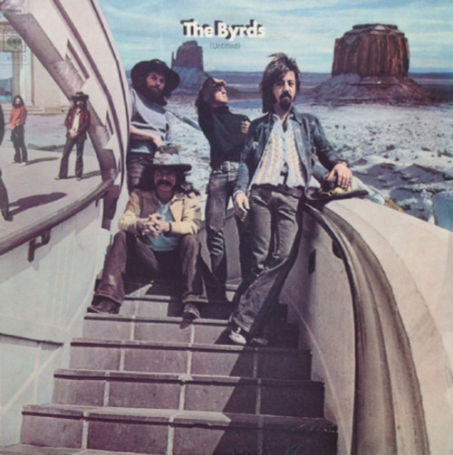 (Untitled) by The Byrds from CBS (66253)