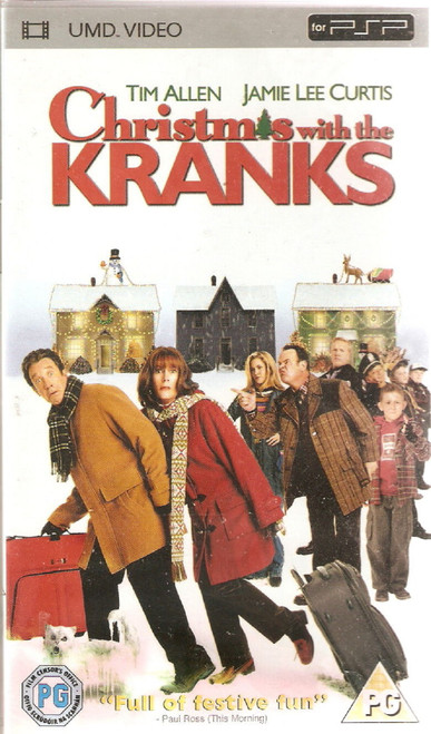Christmas With The Kranks for Sony Playstation Portable/PSP from Sony Pictures (PSP 37675)