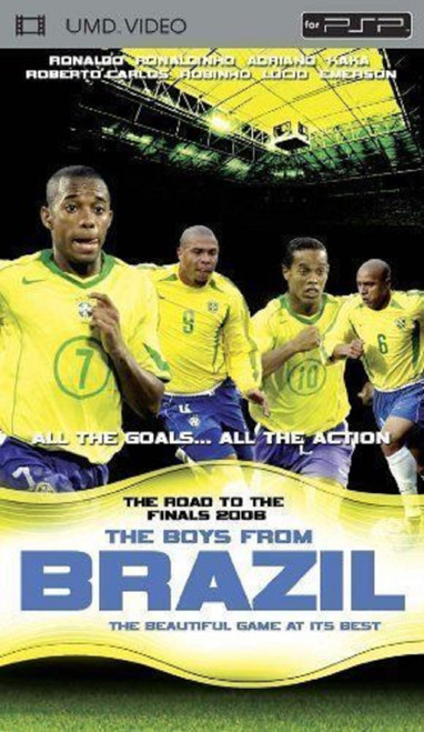 The Boys From Brazil for Sony Playstation Portable/PSP from ILC Sport (UMDBV0029)