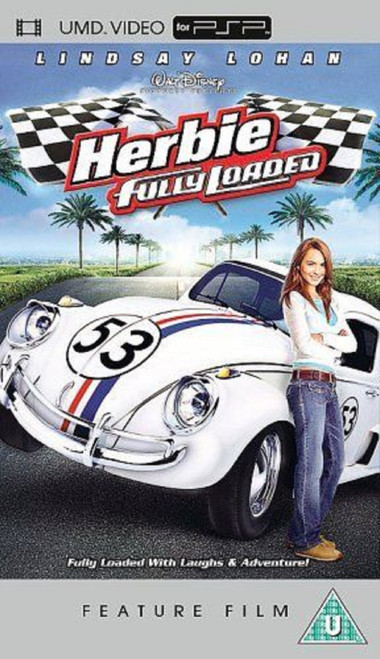 Herbie Fully Loaded for Sony Playstation Portable/PSP from Walt Disney (Z1A BUX0008501)