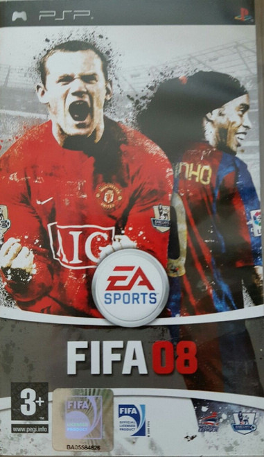FIFA 08 for Sony Playstation Portable/PSP from EA Sports (ULES 00891)