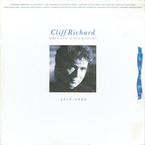 Cliff Richard: Private Collection 1979-1988 by EMI (CRTV 30)