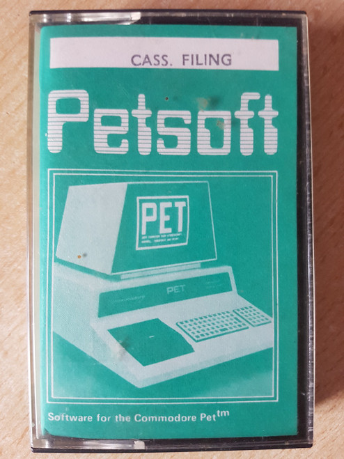 Cass. Filing for Commodore PET from Petsoft